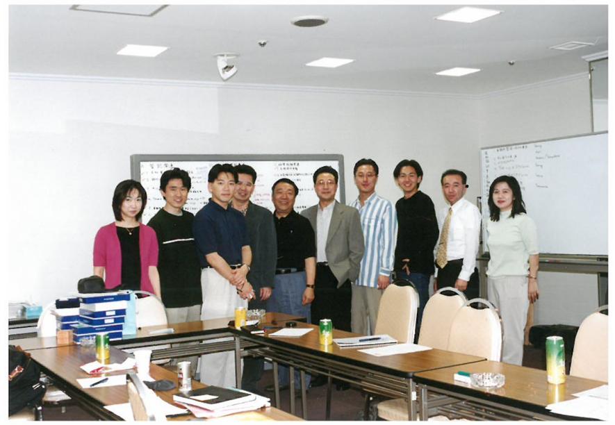 2000|株式会社ドリームインキュベータを創業