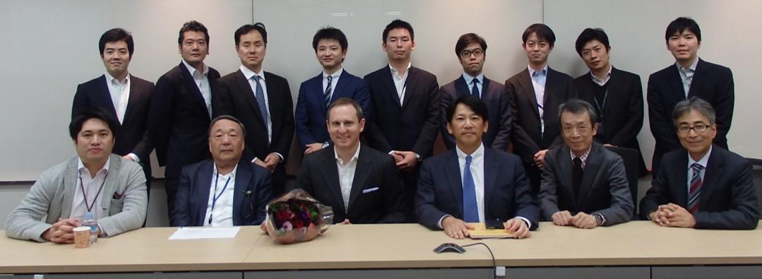 2014|北米への投資開始と現地VCとの戦略的業務提携
