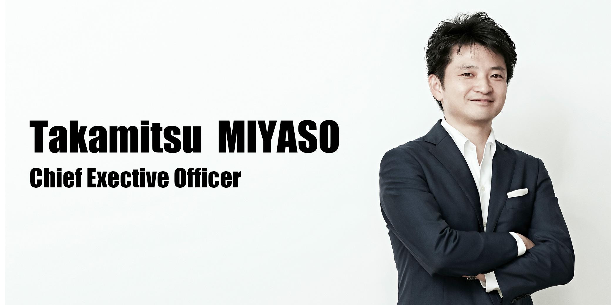 宮宗 孝光(Chief Executive Officer)